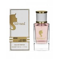 Парфюмерия Silvana Silvana W382 2112 Rose Floral - Fruity 50 мл