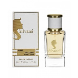 Парфюмерия Silvana Silvana W383 1881 Ceruti Floral 50 мл