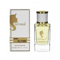 Парфюмерия Silvana Silvana W384 No:19 Podre Floral - Powdery 50 мл