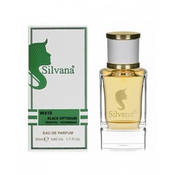 Парфюмерия Silvana Silvana W410 Black Optimum Oriental - Gourmand 50 мл