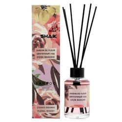 Аромадиффузор Shaik Аромадиффузор с палочками Shaik Bamboo Цветочный Сад 100 ml