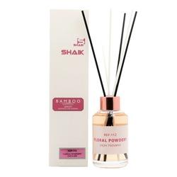 Аромадиффузор Shaik Аромадиффузор с палочками Shaik 112 (Lacoste Pour Femme) 100 ml