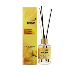 Аромадиффузор Shaik Аромадиффузор с палочками Shaik Bamboo Дыня 100 ml
