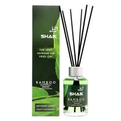 Аромадиффузор Shaik Аромадиффузор с палочками Shaik Bamboo Зеленый Чай 100 ml