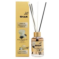 Аромадиффузор Shaik Аромодиффузор с палочками Shaik Bamboo Ванильный 100 ml