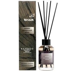 Аромадиффузор Shaik Аромадиффузор с палочками Shaik Bamboo Древесный 100 ml