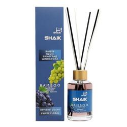 Аромадиффузор Shaik Аромадиффузор с палочками Shaik Bamboo Raisin (Виноград) 100 ml