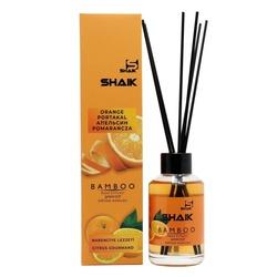 Аромадиффузор Shaik Аромадиффузор с палочками Shaik Bamboo Orange (Апельсин) 100 ml