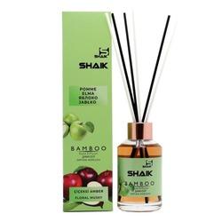 Аромадиффузор Shaik Аромадиффузор с палочками Shaik Bamboo Pomme (Яблоко) 100 ml