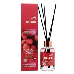 Аромадиффузор Shaik Аромадиффузор с палочками Shaik Bamboo Tropical Fruit (Тропический розовый фрукт) 100 ml