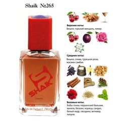 Парфюмерия Shaik SHAIK / Парфюмерная вода №265 Lost Cherry Tom Ford 50 мл