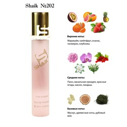 Парфюмерия Shaik SHAIK / Парфюмерная вода №202 Victoria s Secret Bombshel 20 мл