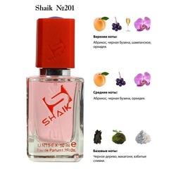 Парфюмерия Shaik SHAIK / Парфюмерная вода №201 PINK MOLeCULE 090.09 Zarkoperfume , 50 мл.